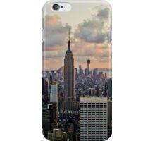 Empire State Panorama iPhone Case/Skin