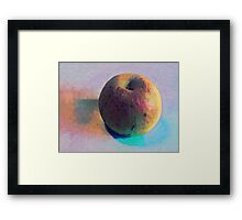 Mountain Apple 2 Framed Print