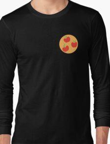 Applejack Cutie Mark (Colored) Long Sleeve T-Shirt