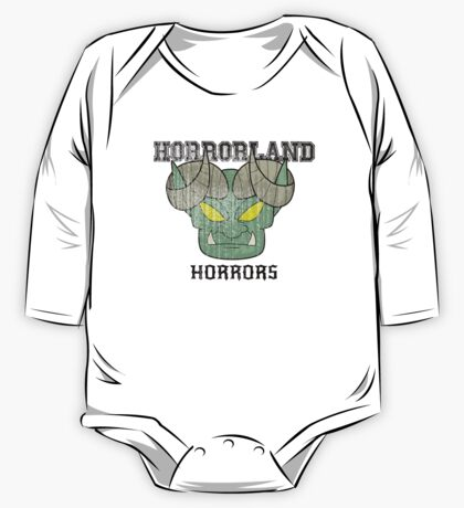 The Horror One Piece - Long Sleeve