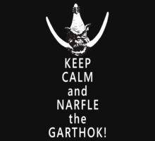 Narfle the Garthok! by AtlantianKing
