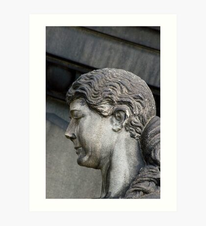 Grief Immortalized Art Print