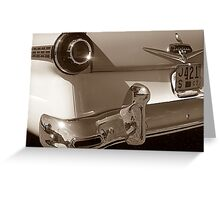 Ford Fairlane Bling Greeting Card