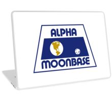 Moonbase Alpha Logo Laptop Skin
