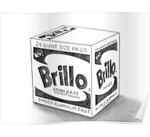Brillo Soap Pads Poster