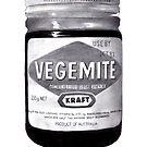 Vegemite by axemangraphics