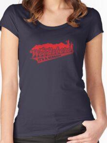 Woodsboro Women's Fitted Scoop T-Shirt