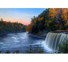 Upper Tahquamenon Falls  Photographic Print