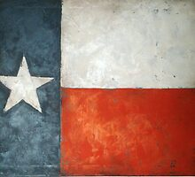 Texas Flag by Cheri Stripling