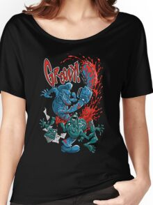 GROOVY! Women's Relaxed Fit T-Shirt