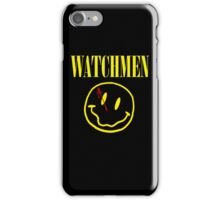 Watchmen iPhone Case/Skin