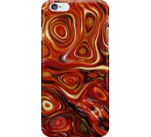 iPhone Case ~ Orange Abstract iPhone Case/Skin