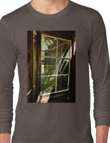 0640 The Window Long Sleeve T-Shirt