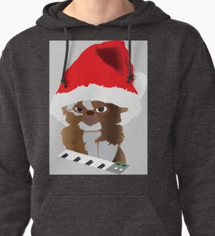 Christmas Gizmo Pullover Hoodie