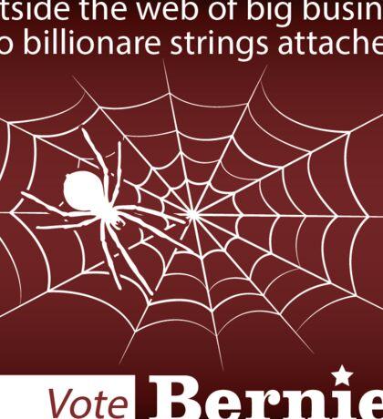 Bernie Halloween Sticker Billionaire Web Sticker