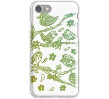Designed Birds iPhone Case/Skin