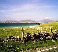 The Hills of Harris - Western Isles by MidnightMelody