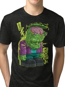 FRANKENSTEIN JR. Tri-blend T-Shirt