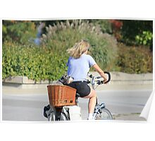 Bicycle Built For Two? Poster