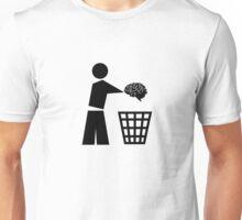 BIN YOUR BRAINS Unisex T-Shirt