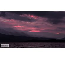 Loch Lomond Photographic Print
