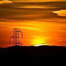 Painted Sunrise by Howard Lorenz