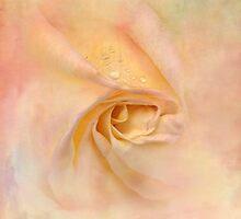 strawberries and cream by Teresa Pople