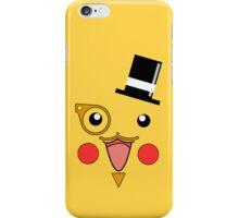 formal pikachu! iPhone Case/Skin