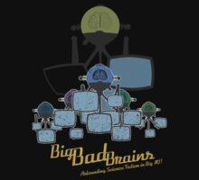 Big Bad Brains by AtomicSpaghetti