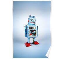 Clockwork Robot Poster