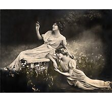Vintage Victoriana Photographic Print