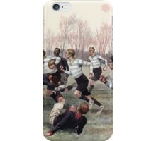 Georges Scott Stade Français History iPhone Case/Skin