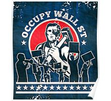 Occupy Wall Street poster Poster