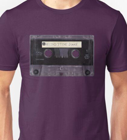 Record Store Junkie Unisex T-Shirt
