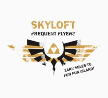 Skyloft Frequent Flyers Baby Tee