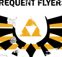 Skyloft Frequent Flyers Sticker