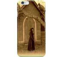 I phone pagan and the church iPhone Case/Skin