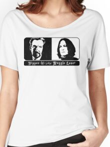 Best villain Best hero Women's Relaxed Fit T-Shirt
