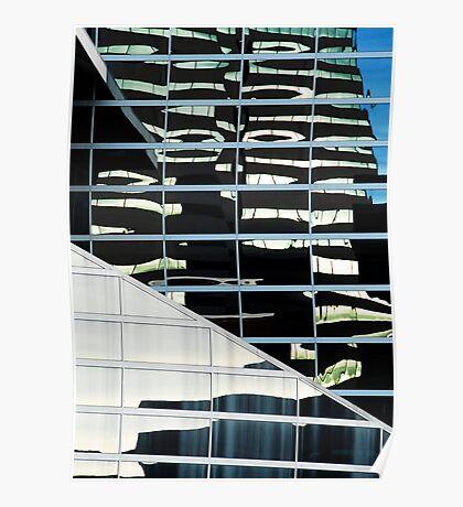 Denver reflection 1 Poster