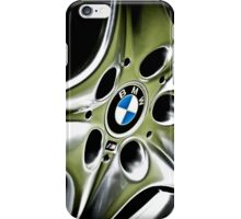 BMW Mtec iPhone Case/Skin