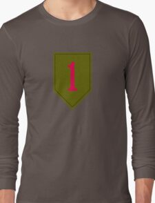 1st Infantry Division (United States) Long Sleeve T-Shirt
