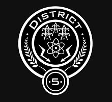 District 5 Womens Fitted T-Shirt