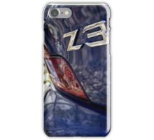 BMW Z3 iPhone Case/Skin
