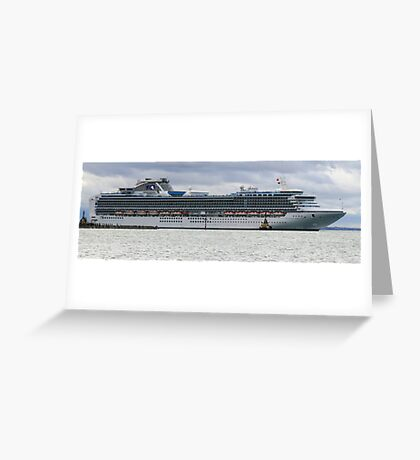 DIAMOND PRINCESS Greeting Card