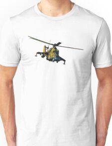 Mi 24 Hind color Unisex T-Shirt