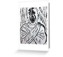 Who Hears Your Voice? Greeting Card