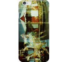 Carousel and Sea iPhone Case/Skin