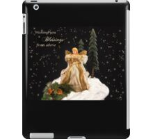 Blessings From Above iPad Case/Skin