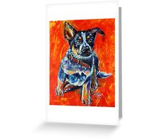 Maggie May Greeting Card