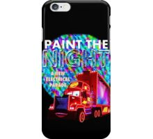 Paint the Night - A New Electrical Parade: Mack iPhone Case/Skin